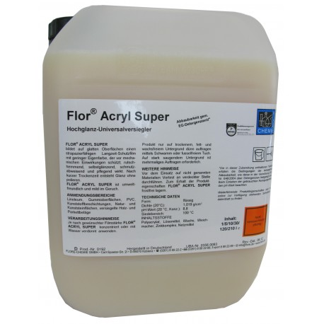 Flor® Acryl Super