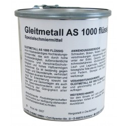 Gleitmetall AS 1000 pasta