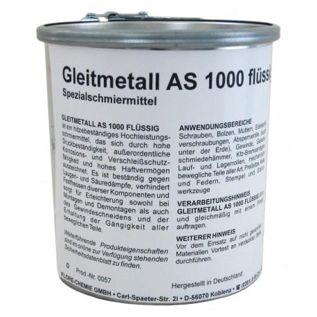 Gleitmetall AS 1000 flüssig